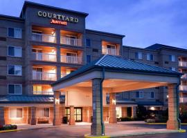 Courtyard Cleveland Airport South, Middleburg Heights