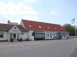 Stenbjerg Kro & Badehotel, Snedsted (Stenbjerg yakınında)