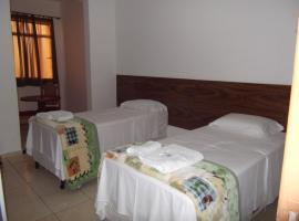 Hotel Villa Áurea, Santa Bárbara