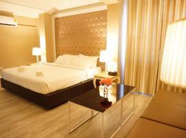 Taris Art Hotel Phrae, Phrae