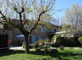 Chez Merlette, Suze (рядом с городом Beaufort-sur-Gervanne)
