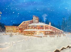 Hotel Yastrebets Wellness & Spa, Borovec