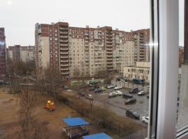 Apartment on Begovaya 11
