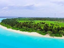 Ari heaven Thoddoo Maldives