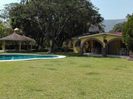 Quinta Risusil, Ticumán