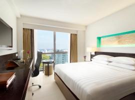 Hotel Jen Malé, Maldives by Shangri-La