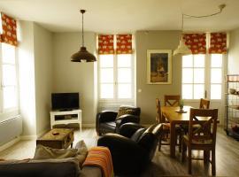 La Maison Anglaise, Monpazier