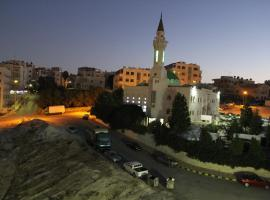 Almohandes Apartments, Amman (Khirbat 'Assāf yakınında)