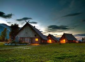 Viking Cabins - MIT FabLab - Solvik, Kvalvik