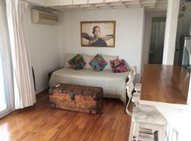 Happy apartment in Cañitas 3PAX - Arce 315