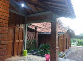 Ayem-Ayem Holiday Home, Джокьякарта (рядом с городом Sleman)