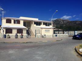 Hotel Villa Del Mare, Solanas