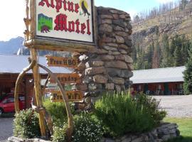 Alpine Motel of Cooke City, Cooke City