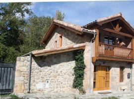 La Casa del Río, Bárcena de Pie de Concha (рядом с городом Ríoseco)