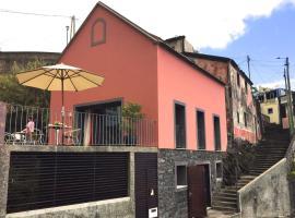 Seixal Beach House, Seixal (Cerca de São Vicente)