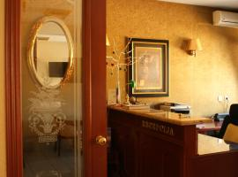Hotel Vila Ariston, Osijek