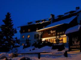 Hôtel Restaurant Bar La Mayt