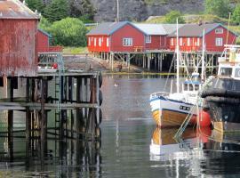 Fishermans Cabin Rorbu, Tind