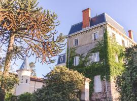 Château de Bellevue B&B, Villié-Morgon (рядом с городом Lantignié)