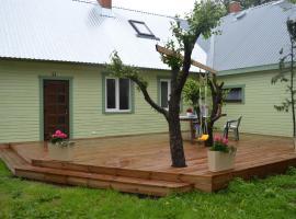 Vana-Pärnu Apartment, Malda