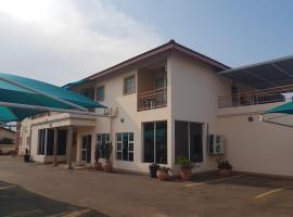 Cactus Inn, Gaborone (Tlokweng yakınında)
