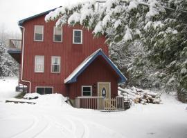 Carmel Cottage & Loft, Westfield (in de buurt van Eden Mills)
