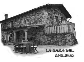 La Casa del Chileno, Liérganes (La Vega yakınında)