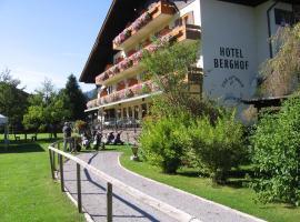 Hotel Berghof, Берг (Драуталь)
