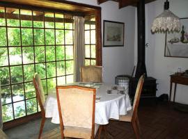 Casa Quillay, El Canelo