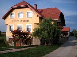 Vivien Panzió, Zalaegerszeg (рядом с городом Bagod)