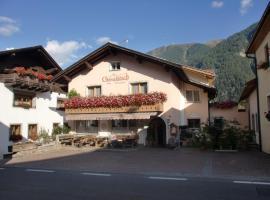 Hotel Chavalatsch, Tubre (Müstair yakınında)