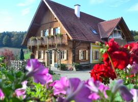 Urlaub am Bauernhof - Fam. Stiendl, Neudorf im Sausal (Pistorf yakınında)