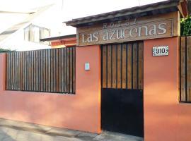 Hotel Boutique Las Azucenas, Constitución (San Antonio yakınında)