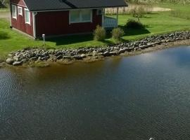 Hannunluhdan Lomamökit, Karijoki (рядом с городом Kristiinankaupunki)
