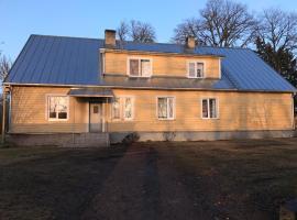 Püha Guesthouse, Püha (Eiste yakınında)