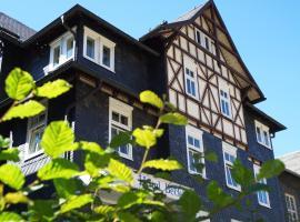 Hotel Beck, Lauscha (рядом с регионом Steinach - Silbersattel)
