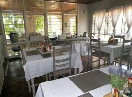 Indigo Lodge, Ndola