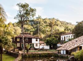Reserva do Tanque, Santana dos Montes (Carandaí yakınında)