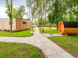 Tinwood Estate Vineyard Lodges