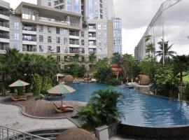 The Mansion at Dukuh Golf Kemayoran Apartment