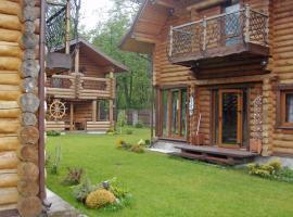 Villa Bergen, Morskoye