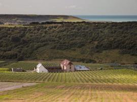 Flint Barns, Rathfinny Wine Estate