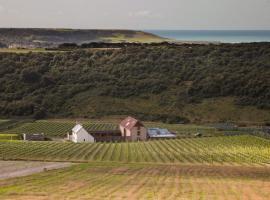 Flint Barns, Rathfinny Wine Estate, Алфристон
