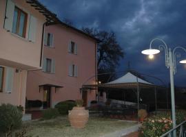 Albergo Villa Cristina, Spoleto