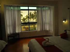 Palm Beach Villa, Черай-Бич (рядом с городом Pallipuram)