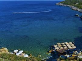 Lazarou Beach Apartments, Платис-Ялос (рядом с городом Vathi)