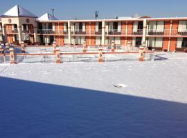 Rodeway Inn & Suites Greensboro, Greensboro (in de buurt van McLeansville)