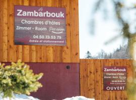 Le Zambarbouk, Bellevaux