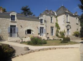 Manoir d'Orbé, Antoigné (рядом с городом Morton)