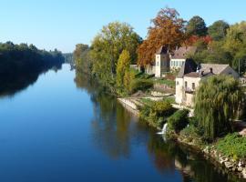 La Rebière d'Or, Мулейдье (рядом с городом Saint-Sauveur)